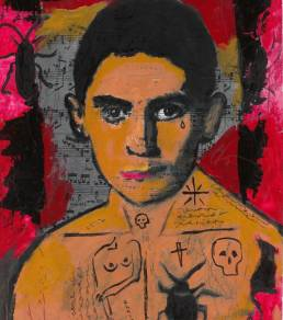 Octavio Quintanilla Artwork